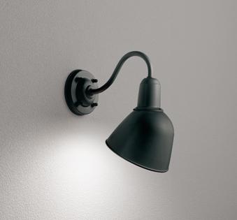 【最大44倍スーパーセール】オーデリック OG254676ND(ランプ別梱包) エクステリアポーチライト 壁 ブラケットライト LED 昼白色 防雨型 黒色