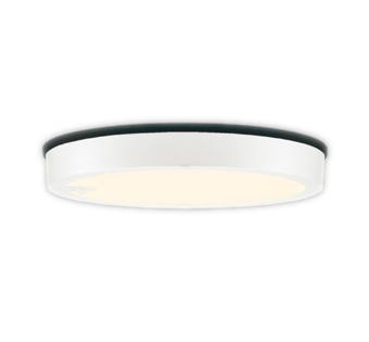 【最安値挑戦中!最大25倍】オーデリック OG254814 エクステリアダウンライト LED一体型 人感センサON-OFF 電球色 オフホワイト 防雨型