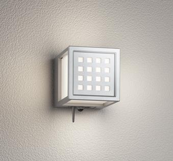 【最大44倍スーパーセール】オーデリック OG254829BC エクステリアポーチライト LED一体型 人感センサ付 電球色 Bluetooth タブレット別売 防雨型