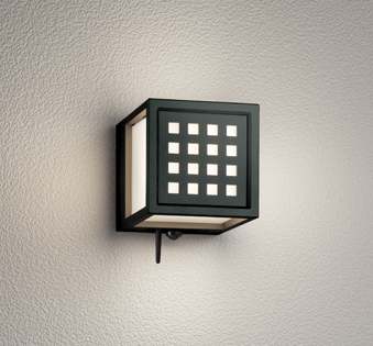 【最安値挑戦中!最大25倍】オーデリック OG254830BC エクステリアポーチライト LED一体型 人感センサ付 電球色 Bluetooth タブレット別売 防雨型