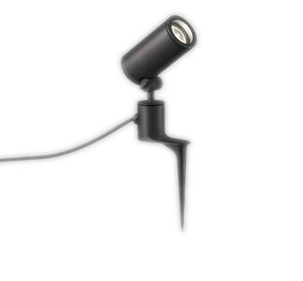 【最安値挑戦中!最大24倍】オーデリック OG254862 エクステリアスポットライト LED一体型 電球色 φ88 長180 ミディアム配光 防雨型 ブラック [(^^)]