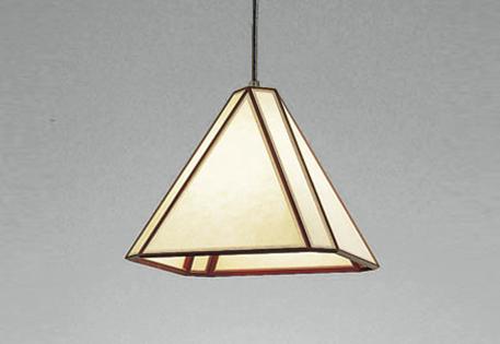 【最安値挑戦中!最大25倍】和風ペンダントライト オーデリック OP035135LD LED電球一般形 電球色 LEDランプ