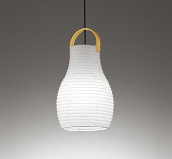 【最安値挑戦中!最大25倍】オーデリック OP252474ND(ランプ別梱包) 和風ペンダントライト LED昼白色 非調光
