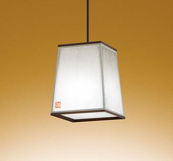 【最安値挑戦中!最大25倍】オーデリック OP252566ND(ランプ別梱) 和風ペンダントライト LED電球一般形 非調光 昼白色 黒色
