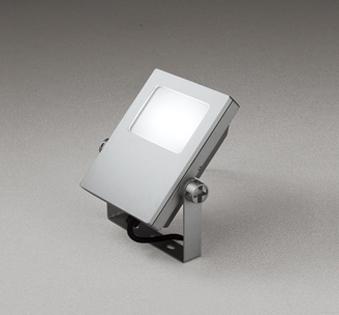 【最大44倍お買い物マラソン】オーデリック XG454019 エクステリアスポットライト LED一体型 昼白色 水銀灯200Wクラス マットシルバー 防雨型