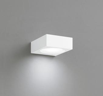【最安値挑戦中!最大25倍】オーデリック OB255028PC ブラケットライト LED電球フラット形 光色切替タイプ 白熱灯60W相当 調光器別売 マットホワイト