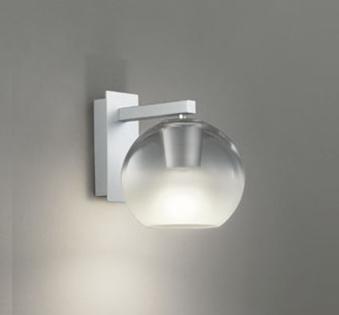 【最大44倍スーパーセール】照明器具 オーデリック OB255080LC ブラケットライト LED 連続調光 白熱灯60W相当 電球色タイプ 調光器別売