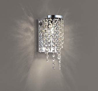 【最安値挑戦中!最大25倍】オーデリック OB255210LD(ランプ別梱包) ブラケットライト LEDランプ 非調光 電球色 クリスタルガラス