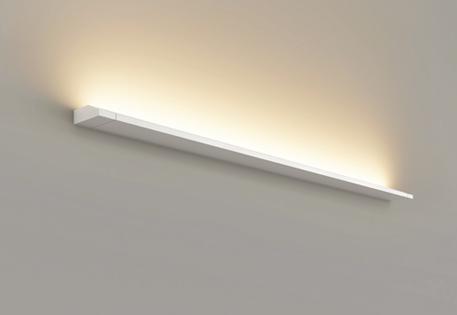 【最大44倍スーパーセール】オーデリック OB255227F(灯体別梱) ブラケットライト LED一体型 非調光 電球色 接続線別売 連結パーツ別売 オフホワイト L1200
