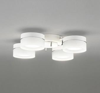 【最大44倍スーパーセール】オーデリック OC257017NC シャンデリア LED電球フラット形 昼白色タイプ ~4.5畳 調光器別売