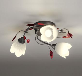 【最大44倍スーパーセール】オーデリック OC257027PC シャンデリア LED 光色切替調光 白熱灯60W×3灯相当 調光器別売