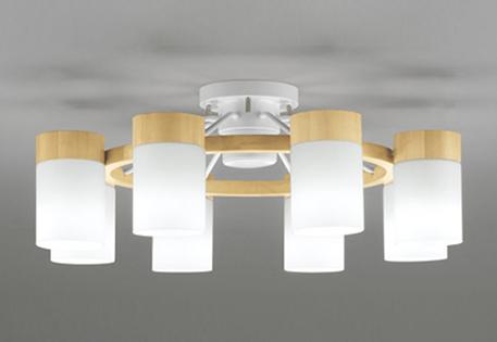 【最大44倍スーパーセール】オーデリック OC257061NC(ランプ別梱) シャンデリア LED電球一般形 昼白色 リモコン付属 ~12畳