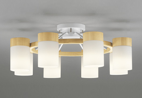 【最大44倍スーパーセール】オーデリック OC257062BC(ランプ別梱包) シャンデリア LED 調光・調色 ~12畳 リモコン別売 Bluetooth通信対応機能付