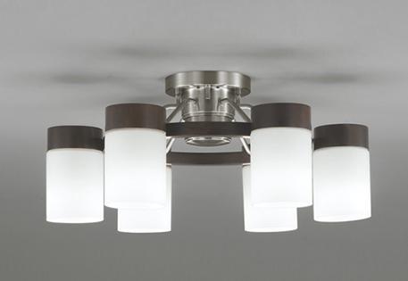 【最大44倍スーパーセール】オーデリック OC257069NC(ランプ別梱) シャンデリア LED電球一般形 昼白色 リモコン付属 ~8畳