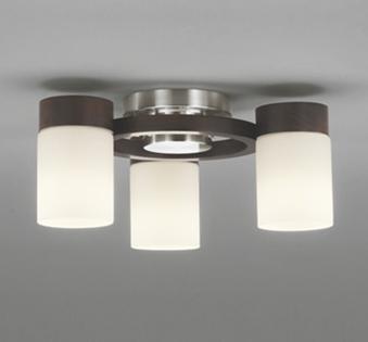 【最大44倍スーパーセール】オーデリック OC257072LD(ランプ別梱) シャンデリア LED電球一般形 電球色 非調光 白熱灯100W×3灯相当
