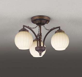 【最大44倍スーパーセール】オーデリック OC257079LD(ランプ別梱包) シャンデリア LED 電球色 白熱灯60W×3灯相当 非調光