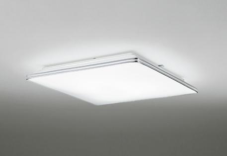 【最安値挑戦中!最大25倍】照明器具 オーデリック OL251487P1 シーリングライト LED一体型 調光・調色タイプ リモコン付属 プルレス ~12畳