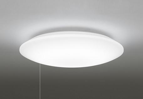【最安値挑戦中!最大25倍】オーデリック OL251602N1 LEDシーリングライト LED一体型 連続調光 昼白色 リモコン別売 ~8畳 横出しスイッチ付