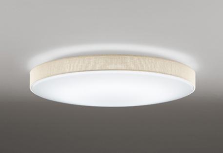 【最安値挑戦中!最大25倍】オーデリック OL251669BC1 LEDシーリングライト LED一体型 Bluetooth 調光調色 電球色~昼光色 リモコン別売 ~12畳 アイボリー