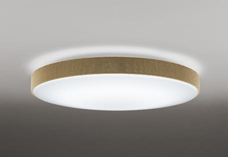 【最安値挑戦中!最大25倍】オーデリック OL251672BC1 LEDシーリングライト LED一体型 Bluetooth 連続調光調色 電球色~昼光色 リモコン別売 ~12畳 ベージュ