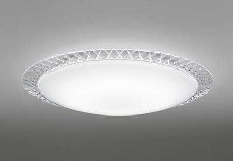 【最安値挑戦中!最大25倍】オーデリック OL251699BC シーリングライト LED一体型 調光・調色 ~12畳 リモコン別売 Bluetooth通信対応機能付