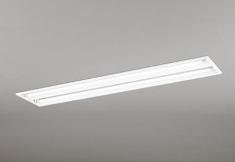 【最安値挑戦中!最大25倍】照明器具 オーデリック XD266091P1E(ランプ別梱) ベースライト 直管形LEDランプ 埋込型 下面開放型 2灯用 電球色