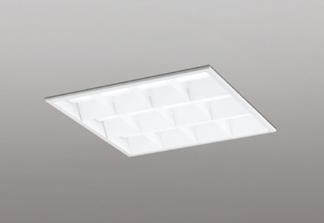 【最安値挑戦中!最大25倍】オーデリック XD466007P3B(LED光源ユニット別梱) ベースライト LEDユニット型 埋込型 PWM調光 昼白色 調光器・信号線別売 ルーバー付 [(^^)]