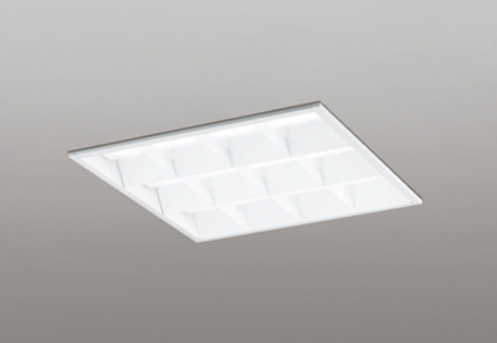 【最安値挑戦中!最大25倍】オーデリック XD466008B3B(LED光源ユニット別梱) ベースライト LEDユニット型 埋込型 Bluetooth調光 昼白色 リモコン別売 ルーバー付 [(^^)]