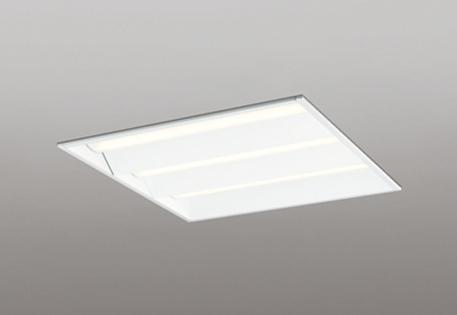 【最安値挑戦中!最大25倍】オーデリック XD466009P4E(LED光源ユニット別梱) ベースライト LEDユニット型 埋込型 非調光 電球色 ルーバー無