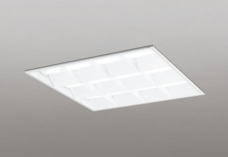 【最安値挑戦中!最大25倍】オーデリック XD466013P4D(LED光源ユニット別梱) ベースライト LEDユニット型 埋込型 非調光 温白色 ルーバー付