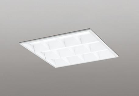 【最安値挑戦中!最大25倍】オーデリック XD466015P3D(LED光源ユニット別梱) ベースライト LEDユニット型 埋込型 非調光 温白色 ルーバー付