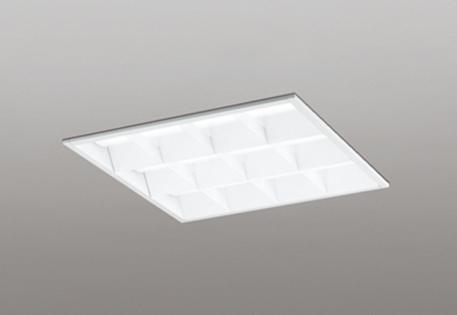 【最安値挑戦中!最大25倍】オーデリック XD466016P3B(LED光源ユニット別梱) ベースライト LEDユニット型 埋込型 非調光 昼白色 ルーバー付