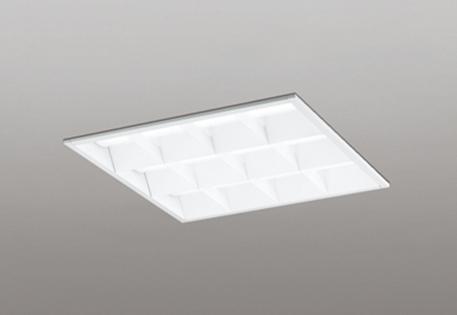 【最安値挑戦中!最大25倍】オーデリック XD466016P3D(LED光源ユニット別梱) ベースライト LEDユニット型 埋込型 非調光 温白色 ルーバー付