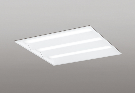 【最安値挑戦中!最大25倍】オーデリック XD466017P1D(LED光源ユニット別梱) ベースライト LEDユニット型 埋込型 非調光 温白色 ルーバー無