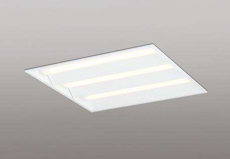 【最安値挑戦中!最大25倍】オーデリック XD466017P1E(LED光源ユニット別梱) ベースライト LEDユニット型 埋込型 非調光 電球色 ルーバー無