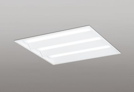 【最大44倍お買い物マラソン】オーデリック XD466018P1D(LED光源ユニット別梱) ベースライト LEDユニット型 埋込型 PWM調光 温白色 調光器・信号線別売 ルーバー無