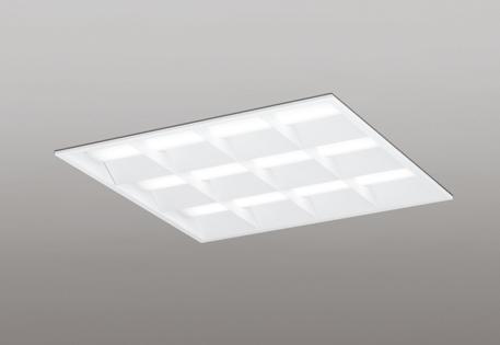 【最大44倍お買い物マラソン】オーデリック XD466029P1D(LED光源ユニット別梱) ベースライト LEDユニット型 埋込型 非調光 温白色 ルーバー付