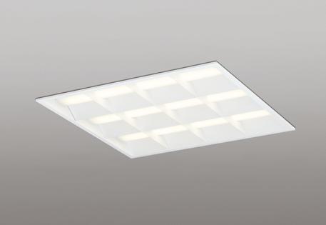 【最大44倍スーパーセール】オーデリック XD466030P1E(LED光源ユニット別梱) ベースライト LEDユニット型 埋込型 PWM調光 電球色 調光器・信号線別売 ルーバー付
