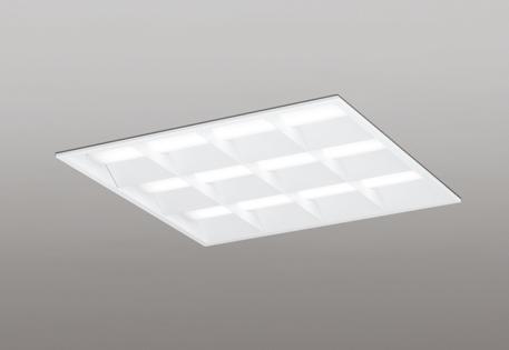 【最安値挑戦中!最大25倍】オーデリック XD466030P2D(LED光源ユニット別梱) ベースライト LEDユニット型 埋込型 PWM調光 温白色 調光器・信号線別売 ルーバー付