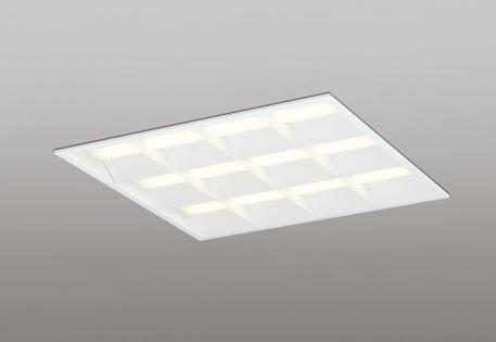 【最安値挑戦中!最大25倍】オーデリック XD466030P2E(LED光源ユニット別梱) ベースライト LEDユニット型 埋込型 PWM調光 電球色 調光器・信号線別売 ルーバー付