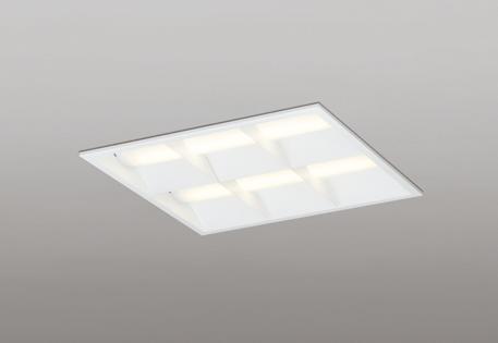 【最安値挑戦中!最大25倍】オーデリック XD466031P1E(LED光源ユニット別梱) ベースライト LEDユニット型 埋込型 非調光 電球色 ルーバー付