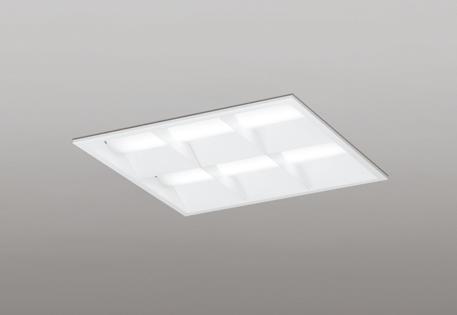 【最安値挑戦中!最大25倍】オーデリック XD466032P2C(LED光源ユニット別梱) ベースライト LEDユニット型 埋込型 PWM調光 白色 調光器・信号線別売 ルーバー付