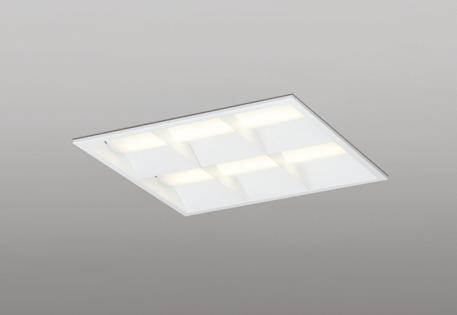【最安値挑戦中!最大25倍】オーデリック XD466032P2E(LED光源ユニット別梱) ベースライト LEDユニット型 埋込型 PWM調光 電球色 調光器・信号線別売 ルーバー付