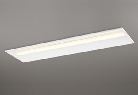 【最安値挑戦中!最大25倍】オーデリック XD504011B4E(LED光源ユニット別梱) ベースライト LEDユニット型 埋込型 Bluetooth調光 電球色 リモコン別売 白