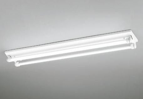 【最安値挑戦中!最大25倍】照明器具 オーデリック XG254077B(ランプ別梱) ベースライト 直管形LEDランプ 昼白色 防雨型・直付型 逆冨士型 2灯用