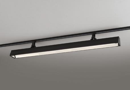 【最大44倍お買い物マラソン】照明器具 オーデリック XL251035E(ランプ別梱) ライティングダクトレール用ベースライト 直管形LEDランプ 電球色 黒色