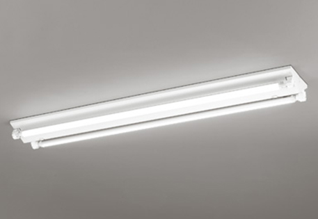 【最安値挑戦中!最大25倍】照明器具 オーデリック XL251147P2C(ランプ別梱) ベースライト 直管形LEDランプ 直付型 逆冨士型 2灯用 白色