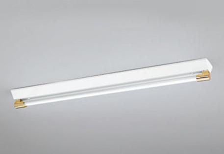 【最大44倍お買い物マラソン】照明器具 オーデリック XL251190D ベースライト LED 直管形 温白色 金色メッキ