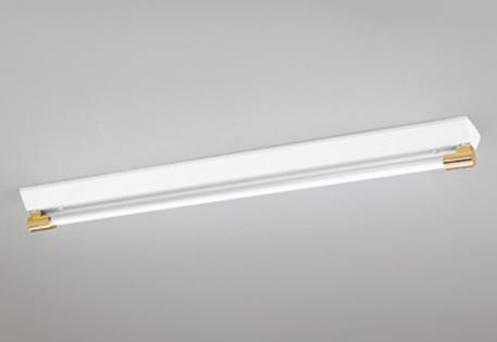 【最安値挑戦中!最大25倍】照明器具 オーデリック XL251190P2B(ソケットカバー・ランプ別梱) ベースライト 直管形LEDランプ 直付型 1灯用 昼白色 金色