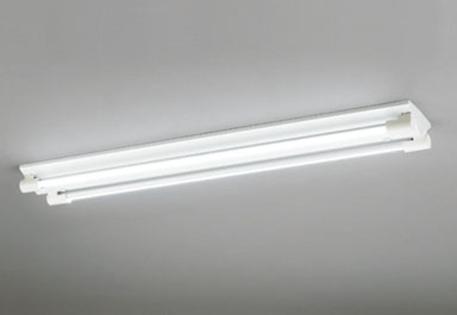 【最安値挑戦中!最大25倍】照明器具 オーデリック XL251202(ソケットカバー・ランプ別梱) ベースライト 直管形LEDランプ 直付型 2灯用 昼白色 白色